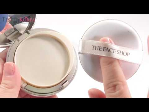 [TESTERKOREA] THE FACE SHOP The Therapy Anti Aging Cushion SPF50+ PA+++ 15g # N_201