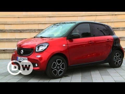 Innovativ: Smart Forfour | DW Deutsch