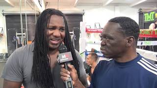 Video Dewey Cooper praises Khabib Nurmagomedov for his post fight actions against Conor McGregor MP3, 3GP, MP4, WEBM, AVI, FLV Oktober 2018