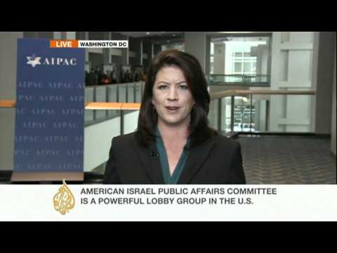 patty culhane - The American-Israel Public Affairs Committee is holding its annual meeting in Washington. The event is a who's-who of Washington lawmakers, from members of C...