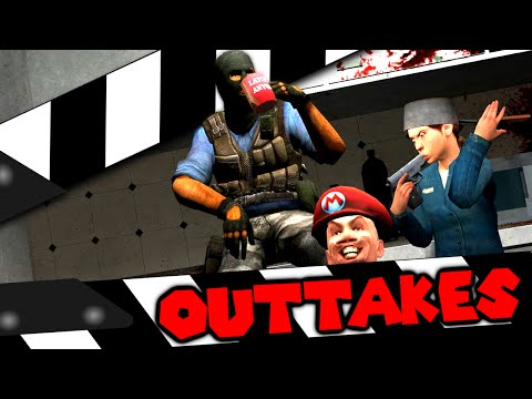 role - Welcome to the Wonderful World of OutTakes! When nothing goes according to plan, and where the clip wouldnt fit into any other video. We have some TTT, Murder, and Prophunt screw ups...Enjoy!...