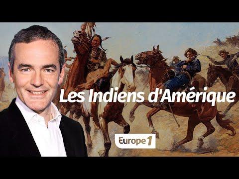 Au cœur de l'Histoire: Les Indiens d'Amérique (Franck Ferrand)