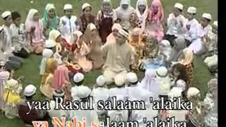 Video Ya Nabi Salam 'alaika   Cinta Rasul by kuweng MP3, 3GP, MP4, WEBM, AVI, FLV Oktober 2018