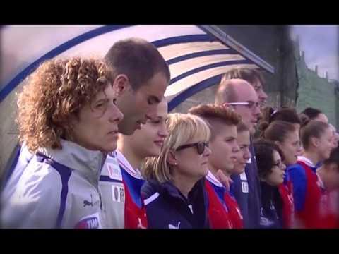 Italia u17 - Le ragazze di Sbardella alla conquista del Costa Rica