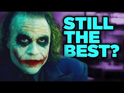 Dark Knight - Why Can't We Do Better? - Why Other Films Fall Short (видео)