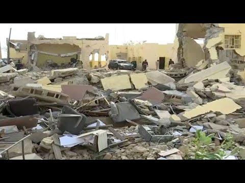 Islamistische Angreifer in Mali: Anschlag auf Militär ...