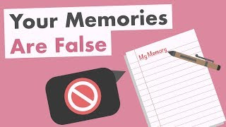 Your Memories are False