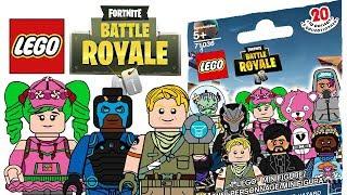 Video LEGO Fortnite Battle Royale Minifigures - CMF Draft! MP3, 3GP, MP4, WEBM, AVI, FLV Juni 2018