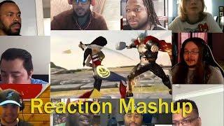 Video Thor vs Wonder Woman  DEATH BATTLE REACTION MASHUP MP3, 3GP, MP4, WEBM, AVI, FLV Oktober 2017