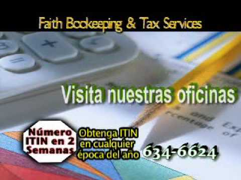 Faith Bookeeping & Tax Services