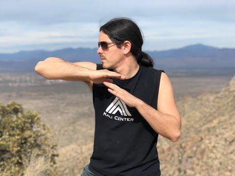 Elbow Techniques for Martial Arts