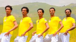 Daniel Kebede (Dani Jegol)ዳኒ ጀግል - Quchit ቁጭት Ethiopian Traditional Song 2013