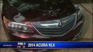 Ed Wallace  2014 Acura RLX