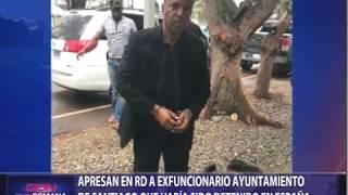 Apresan en RD exfuncionario del Ayuntamiento de Santiago que habría sido detenido en España