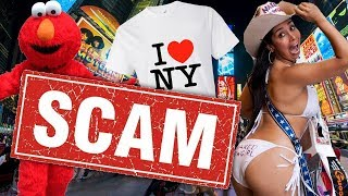 Video What NOT to do in New York- Worst Tourist Traps/Scams/Times Square and MORE ! MP3, 3GP, MP4, WEBM, AVI, FLV Desember 2018