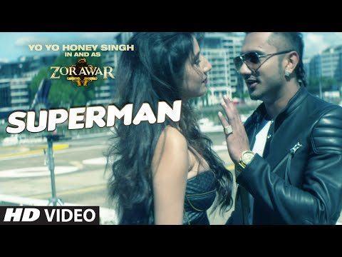 SUPERMAN Video Song - ZORAWAR(2016)