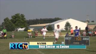 Caston High School Soccer vs Rochester