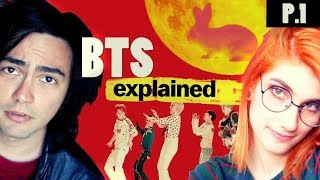 BTS es para intelectuales (ft. Danna Alquati) #1