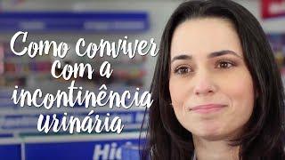 Fica a Dica – Como conviver a incontinência urinária