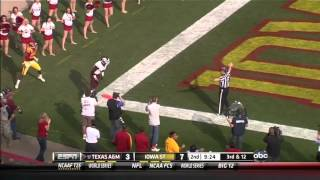 Leonard Johnson vs Texas A&M (2011)