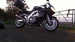 9. My 2004 Suzuki SV650s