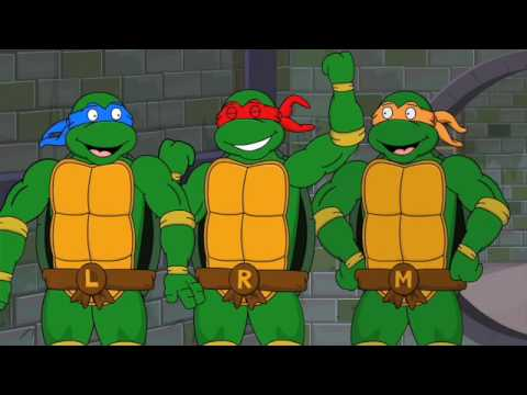 screwed - Splinter loved all three of his ninja turtles equally. See our videos a month earlier at http://www.collegehumor.com and follow us on http://www.twitter.com/...