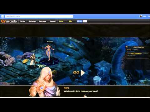 League Of Angels Online Gameplay Review