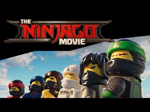 The LEGO Ninjago Movie Review!