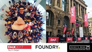Recorded at FMX 2017, this is the Foundry workshop about Nuke Compositing. Enjoy and thanks so much for watching.