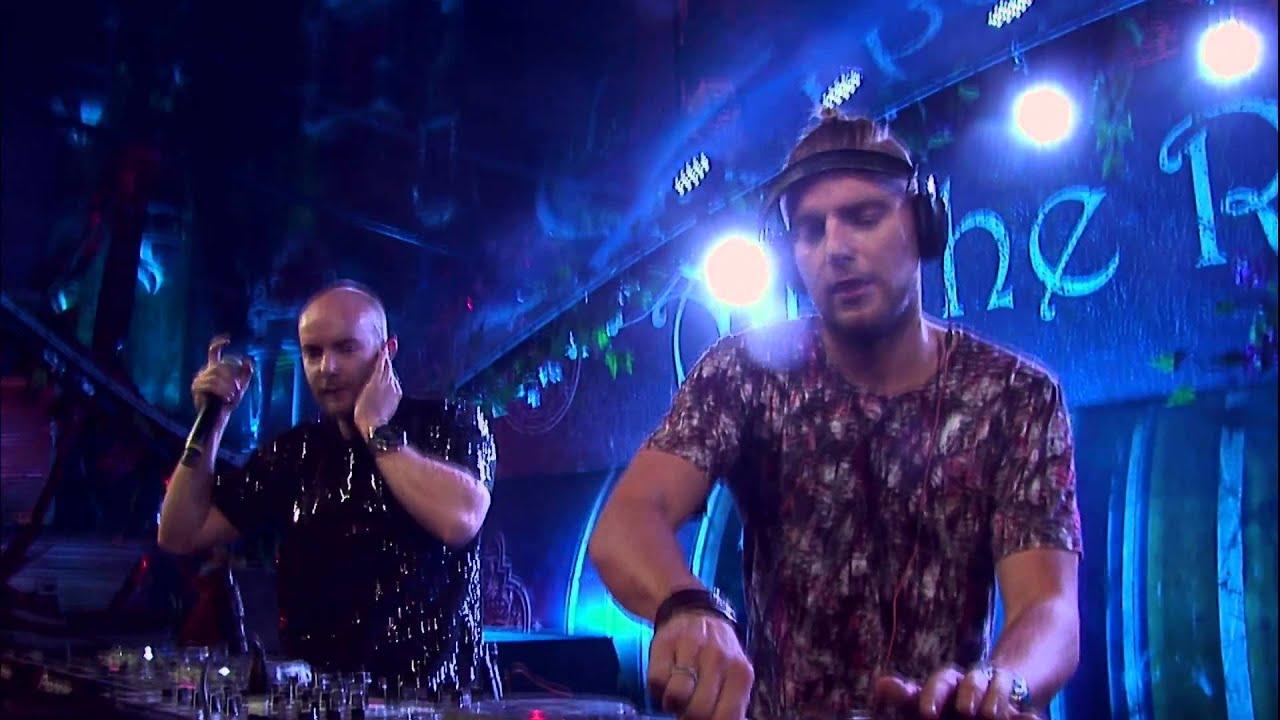 Showtek - Live @ Tomorrowland Brasil 2015