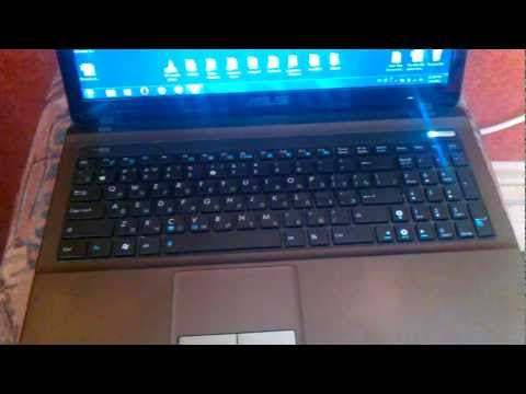 Asus K53E laptop Matt's Review