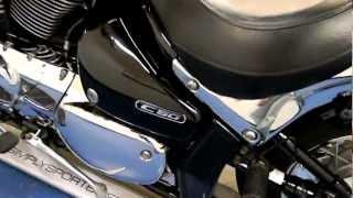 5. SLXI / SSB: 2005 Suzuki Boulevard C50 Black For Sale at Simply Sport Bikes