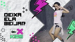 image of Deixa ela Beijar - Mc Kevinho e Matheus & Kauan | FitDance Kids (Coreografía) Dance Video