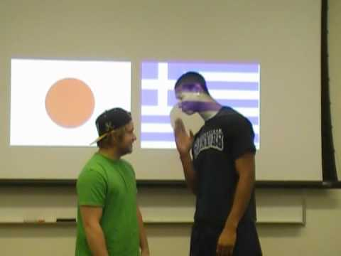 Intercultural Communication Class Project