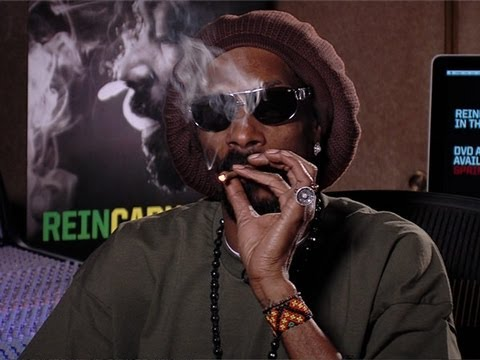 Snoop Lion talks about 'Reincarnated,' changing his name, and smoking weed
