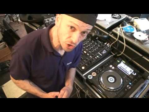 DJ LESSON on MIXING DRUM and BASS for the DJ who can't beat match