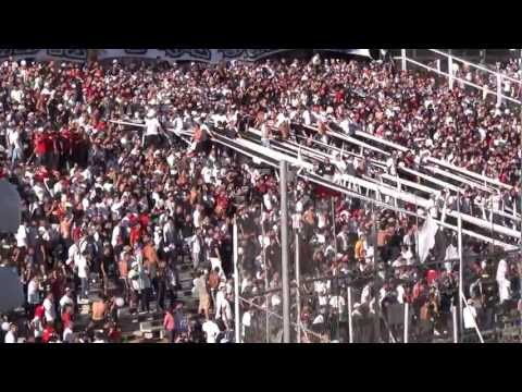 Saben que el albo es el mas popular... COLO COLO (1) - U. de Concepcion (2) Apertura 2012 - Garra Blanca - Colo-Colo