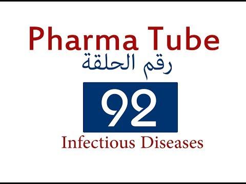 Pharma Tube - 92 - Chemotherapy - 15 - Respiratory Tract Infections (RTIs)