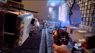 Black Ops 2 Zombies: Bus Depot Rounds 1-20 Solo Survival Strategy