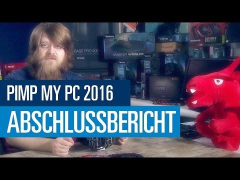 PCGH: Pimp my PC 2016: Abschlussbericht