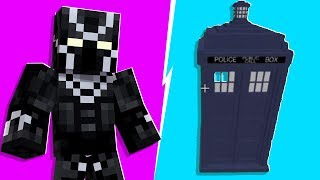 Minecraft - Saving My FRIEND From The LOST Dimension in Crazy Craft | JeromeASF