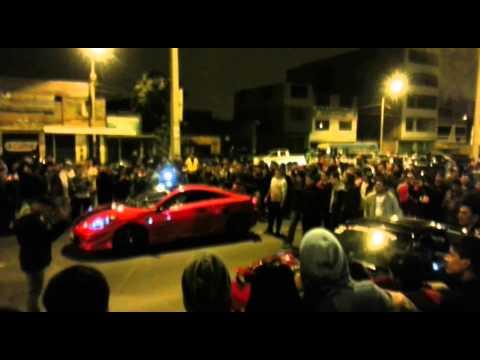 Noche de Piques ilegales (Rápido y Furiosos) Lima-Perú