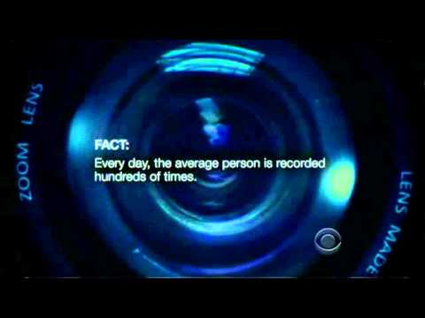 Person of Interest Season 1 (Promo 3)