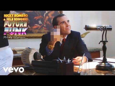 Video Nicky Romero & Nile Rodgers - Future Funk (Official Music Video) download in MP3, 3GP, MP4, WEBM, AVI, FLV January 2017