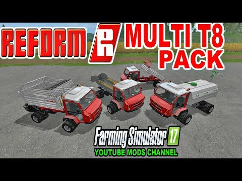 Refrom MULI T8 Pack v1.1