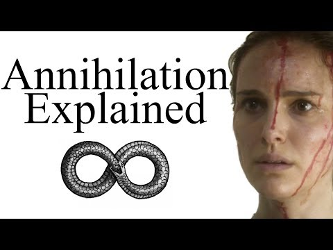 Annihilation Explained