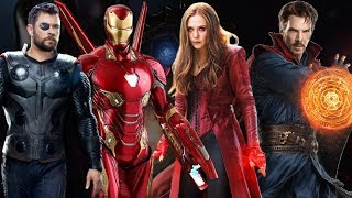 Video Who is the Most Powerful Hero in the MCU? (Ranking All 30 Heroes In The MCU) MP3, 3GP, MP4, WEBM, AVI, FLV Desember 2018