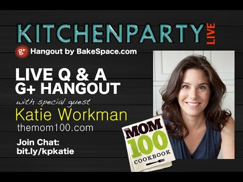 Katie Workman, themom100.com, Holiday Meal Planning #kitchenparty
