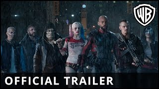 Suicide Squad   Extended Cut Trailer   Official Warner Bros  Uk