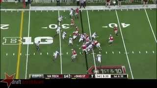 Deon Clarke vs Ohio State (2014)
